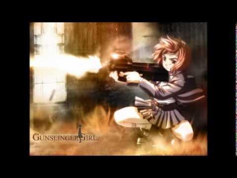 """Gunslinger Girl Il Teatrino """"Scarborough Fair"""" """"ガンスリンガーガール""""  OST"""
