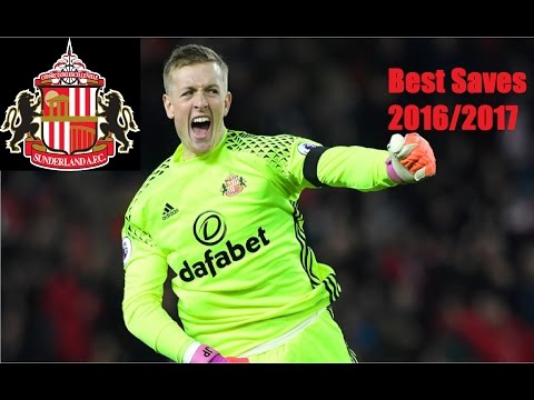 Jordan Pickford ● Best Saves 2016/2017  Sunderland
