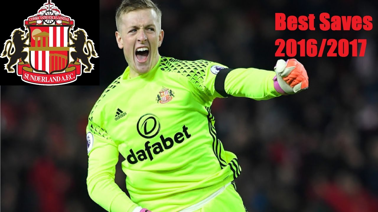 Jordan Pickford        Best Saves 2016 2017 Sunderland   YouTube Jordan Pickford        Best Saves 2016 2017 Sunderland