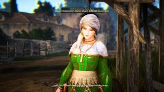 Black Desert Online: Claiming Items of the Explorer's Package
