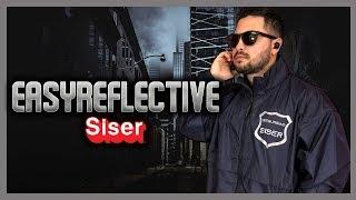 EasyReflective™ Vinil textil termo transferible reflectivo!