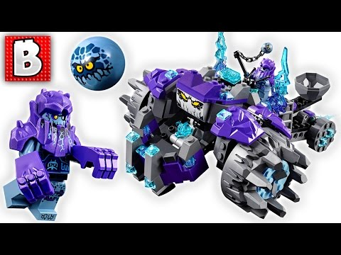 LEGO LIVE BUILD! The Brothers Nexo Knights Set 70350