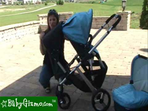 Baby Gizmo Uppa Baby Rumbleseat Review - YouTube