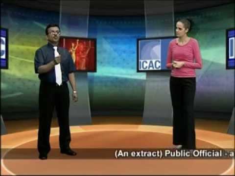 """Mieux Comprendre la Corruption 01 - """"Bribery of Public Official"""""""