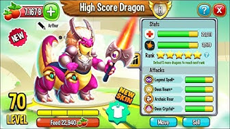 Dragon City: Pure Virago Dragon, NEW LEGENDARY | EXCLUSIVE DRAGON! 😱