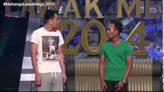 Maharaja Lawak Mega 2014 - Minggu 1 (Sepahtu)