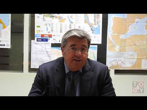 TOGY talks to Khaled Nageib, CEO of the Egyptian Ports Development Group