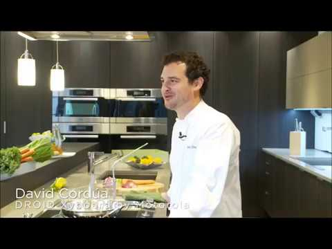 4 of Houston's Top Chefs Cook in Eggersmann Kitchen Design Showroom