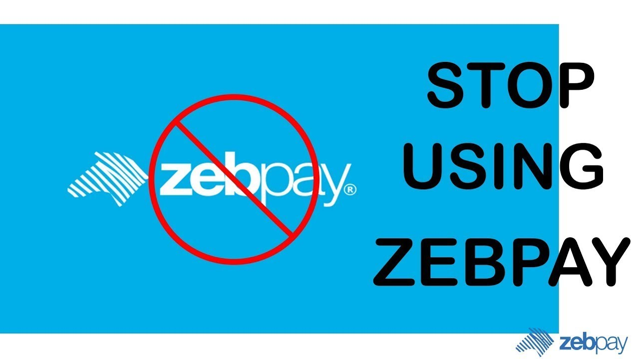 Don't Go Zebpay 2.0 - Stop using #zebpay 0.0001BTC Charges for all