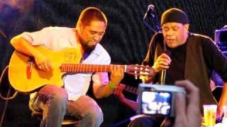 "Al Jarreau with John Calderon Gitarre - ""This Time"""