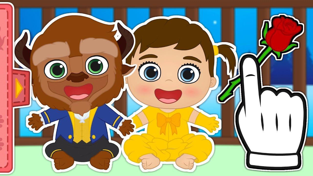 Bebés Alex Y Lily Se Disfrazan De Principe Bestia Y Princesa Dibujos Infantiles Youtube