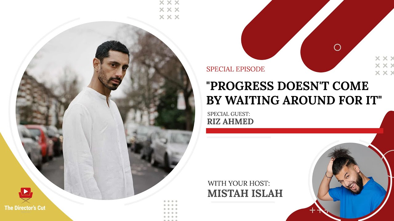 Mistah Islah joins Q&A with Riz Ahmed Talking Representation & Oscars 2021