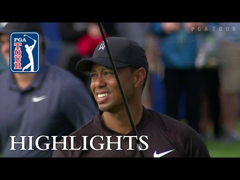 Tiger Woods' extended highlights | Round 1 | Farmers