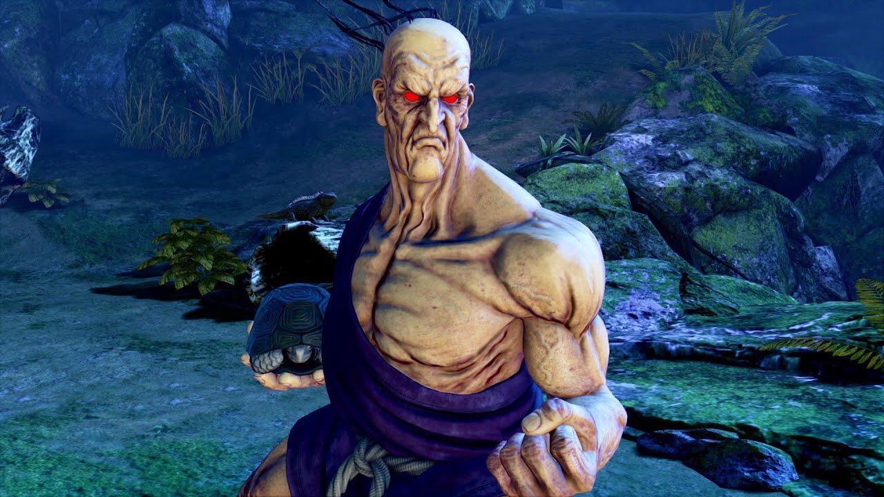 Download Street Fighter V: Champion Edition - Oro GameplayTrailer