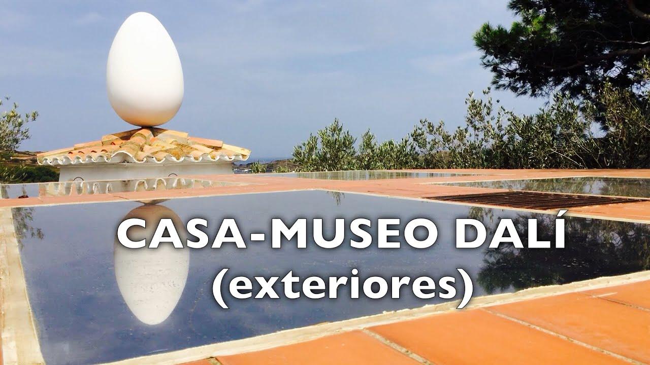 Casa museo dal cadaqu s exteriores youtube - Casa rural en cadaques ...