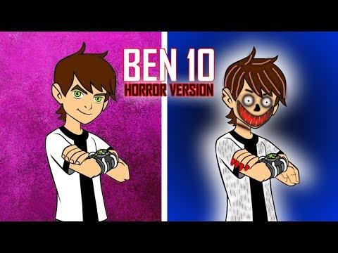 Ben 10 Characters HORROR VERSION 😲😲😲
