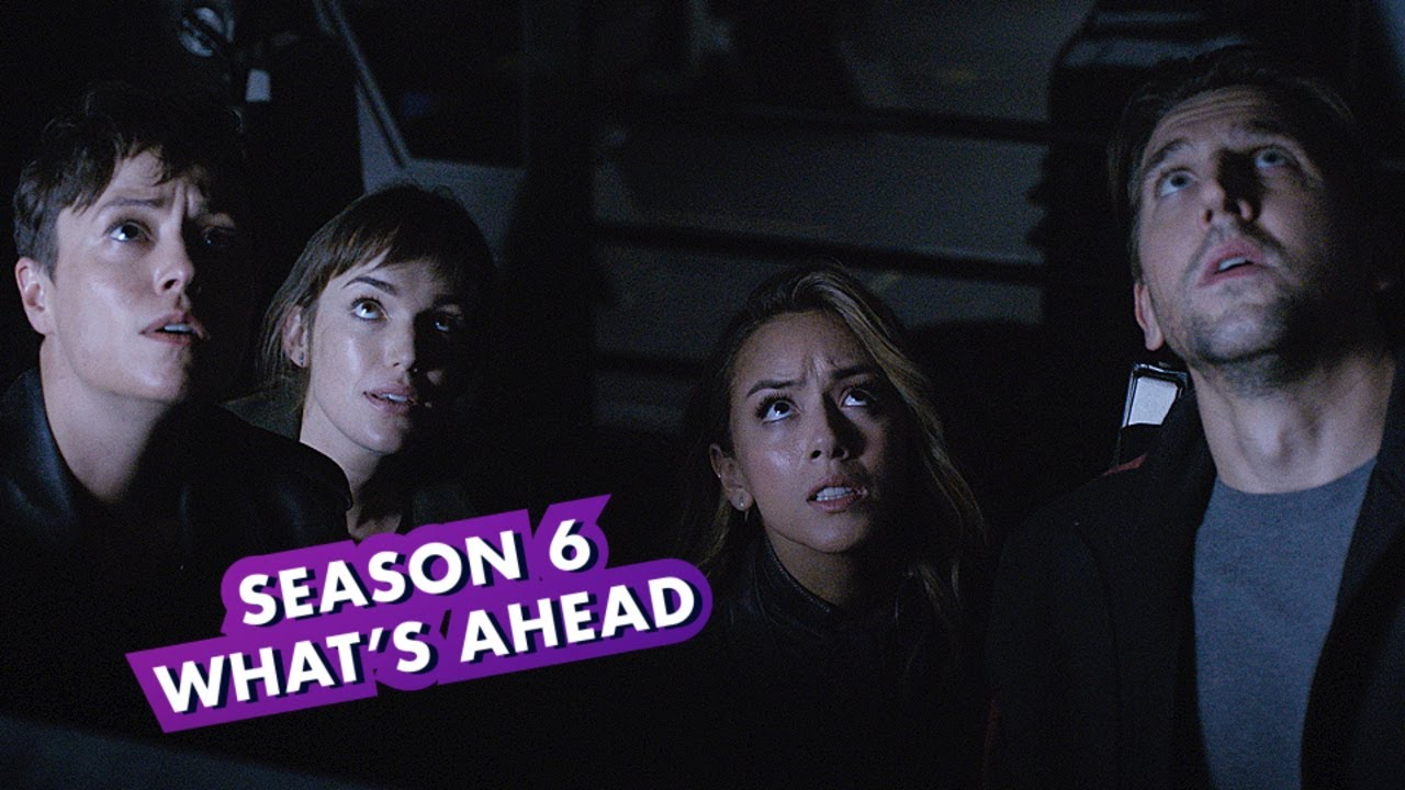 Marvel's Agents of S H I E L D  Season 6 is filled with change   Earth's  Mightiest Show