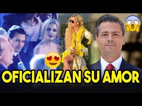 ULTIMA HORA – Peña Nieto Y Tania Ruiz OFICIALIZAN SU AMOR Al Público