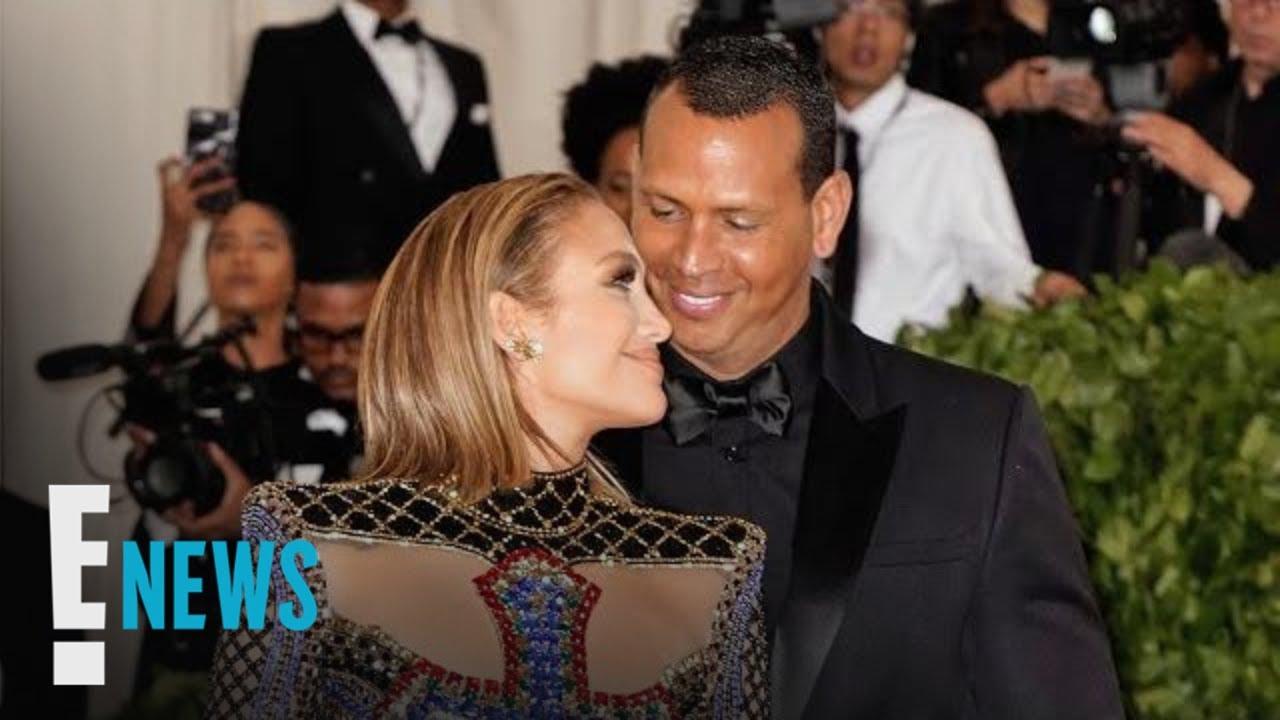 Jennifer Lopez & Alex Rodriguez Are Engaged!