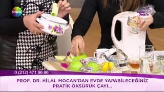 Çocuklar İçin Pratik Öksürük Şurubu Çayı Tarifi 2017 Video