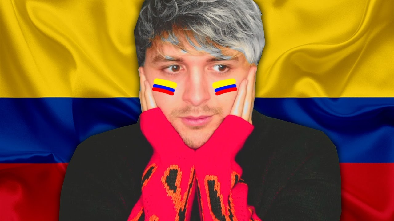 Fuerza Colombia 💖 🇨🇴