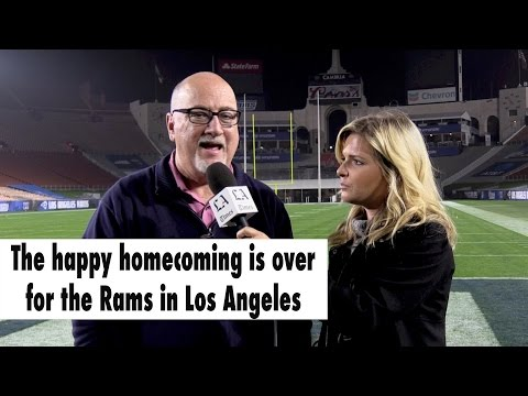 Rams Fall 4-9  And Must Fire Jeff Fisher Before Season's End | Los Angeles Times