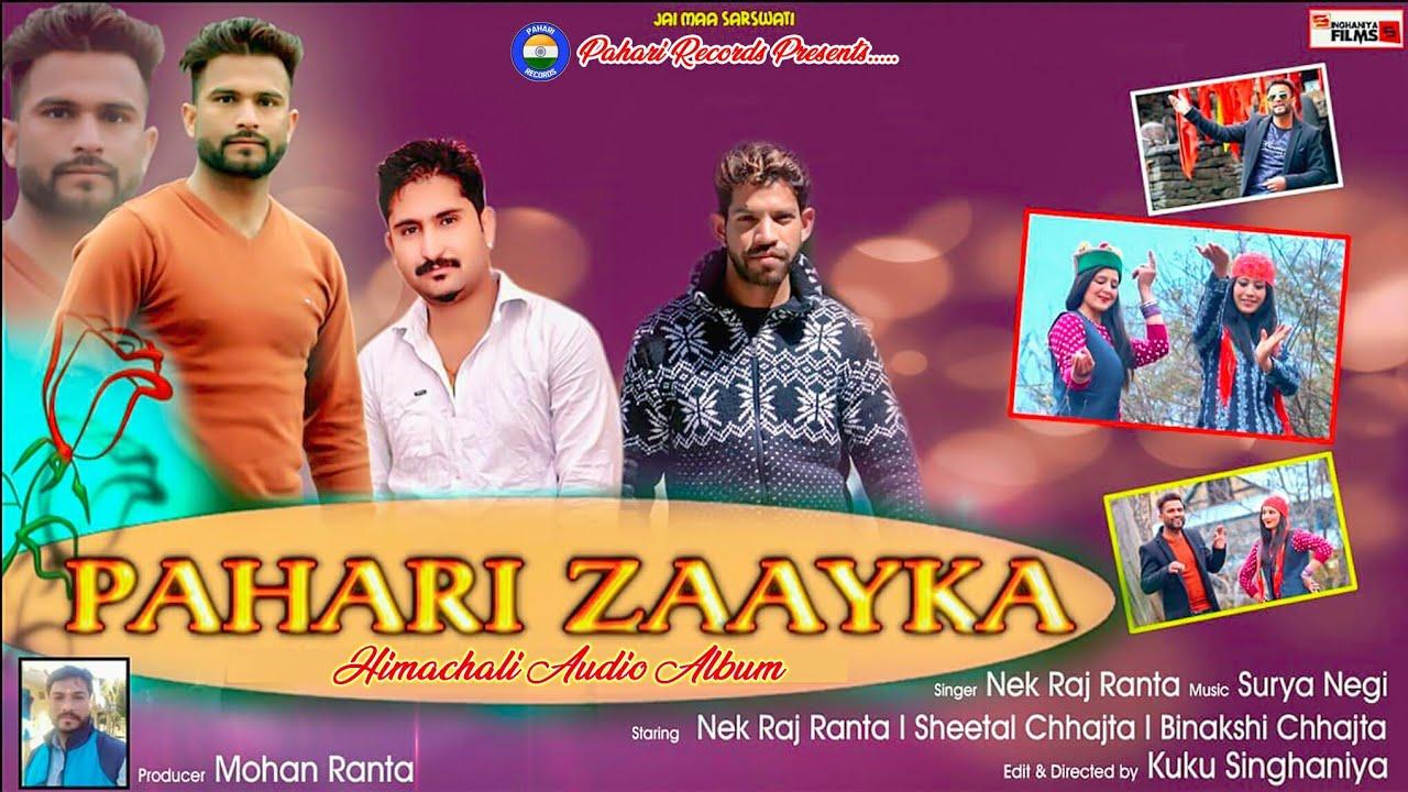 Pahari Zaayka Nonstop