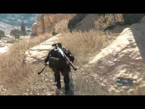 MGS V WORST SNEAKING SKILLS EVER!! PS4 #3