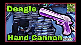 Fortnite update 1.44 and season 3 update plus new hand cannon
