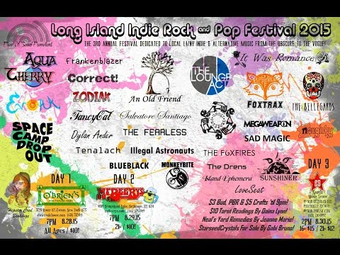 Planet Of Sound Presents Long Indie Rock & Pop Festival Day 1