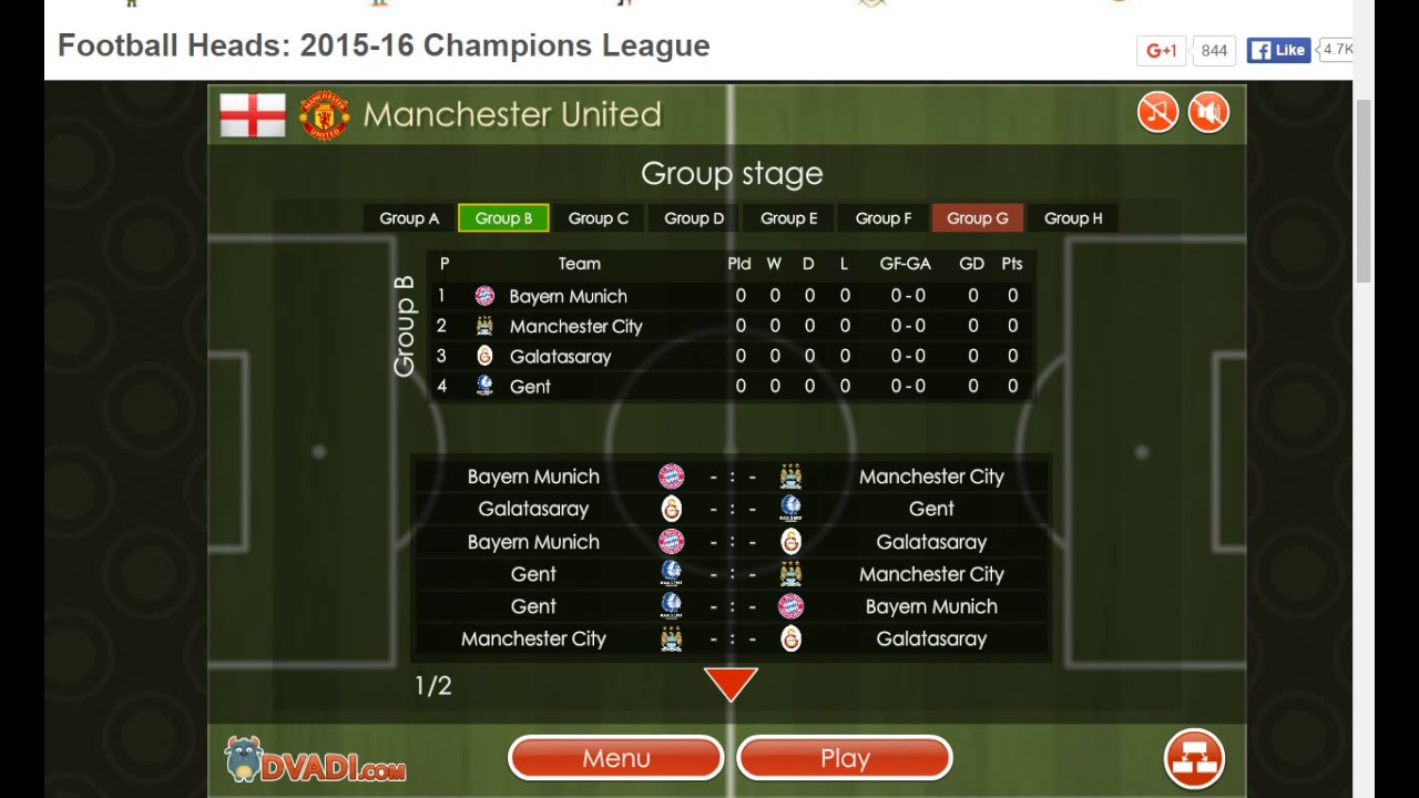 Head soccer champions 2017-18