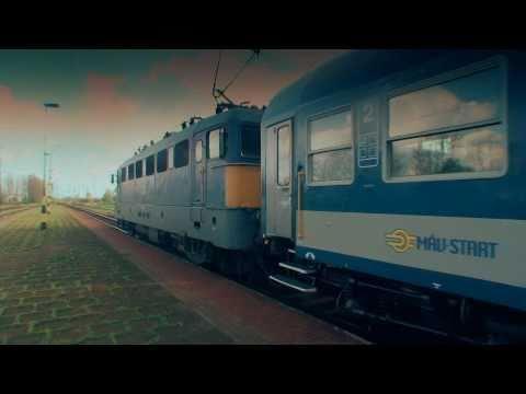 Kistelek-Kiskunfélegyháza vonatozós hangulatvideó