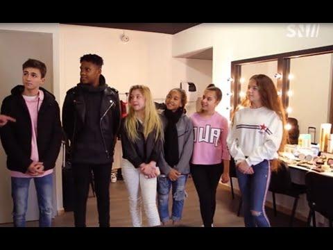 Kids United - Interview à la Halle Olympique (Savoie News)