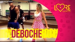 Lore Improta - Deboche - Ensaio (Feat. Leo Santana)