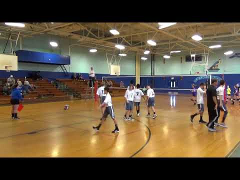 1   SAVL Spring Madness March 2018 Axis 14 Boys vs GSJ 15 West Black Set 1 of 2