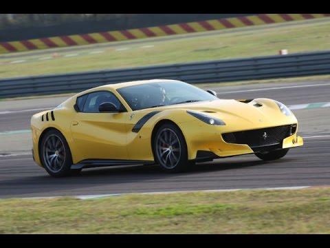 Ferrari F12tdf 2016 Car Review Youtube