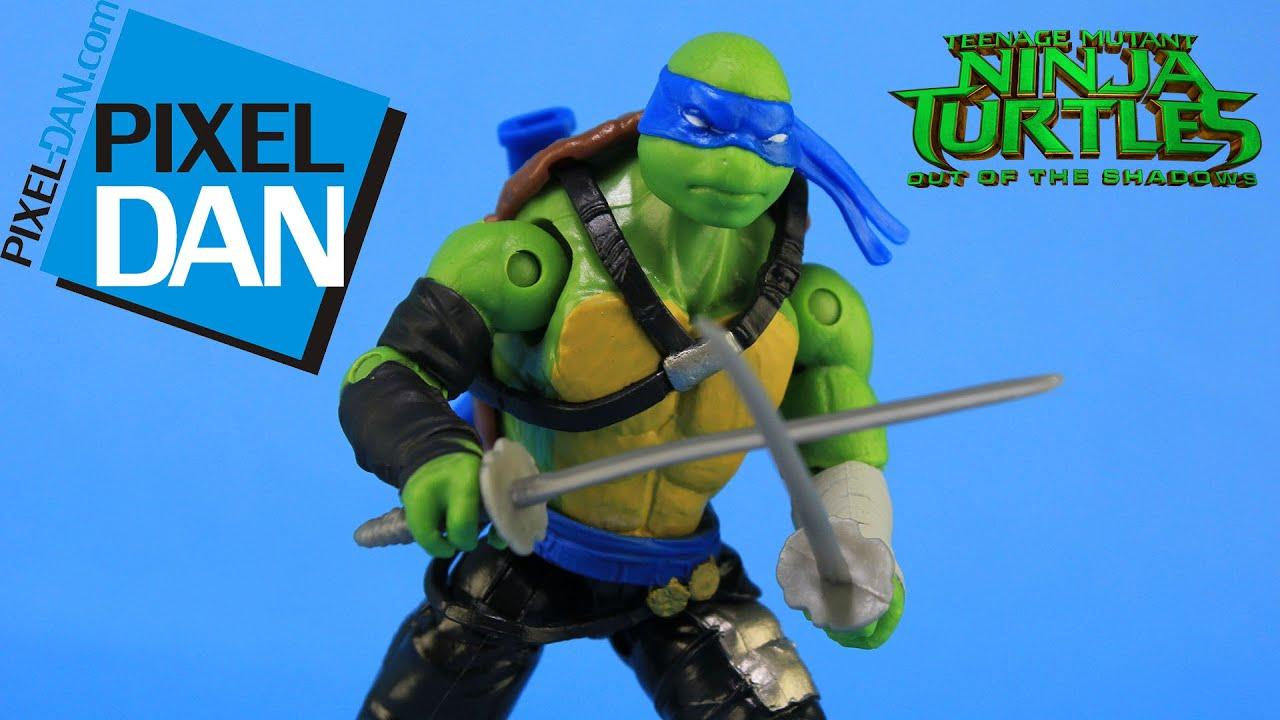 Leonardo Teenage Mutant Ninja Turtles Out Of The Shadows Movie