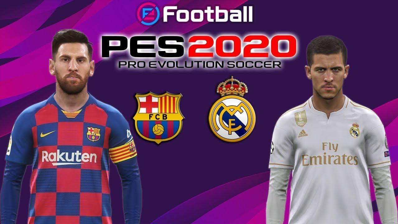 ERIK-SENSI SQUAD /MI PRIMER VIDEO /PES 2020 - Barcelona vs ...