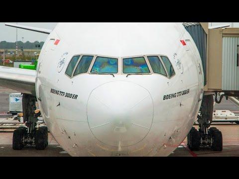 Flight Trip Amsterdam to Jakarta | Garuda Indonesia