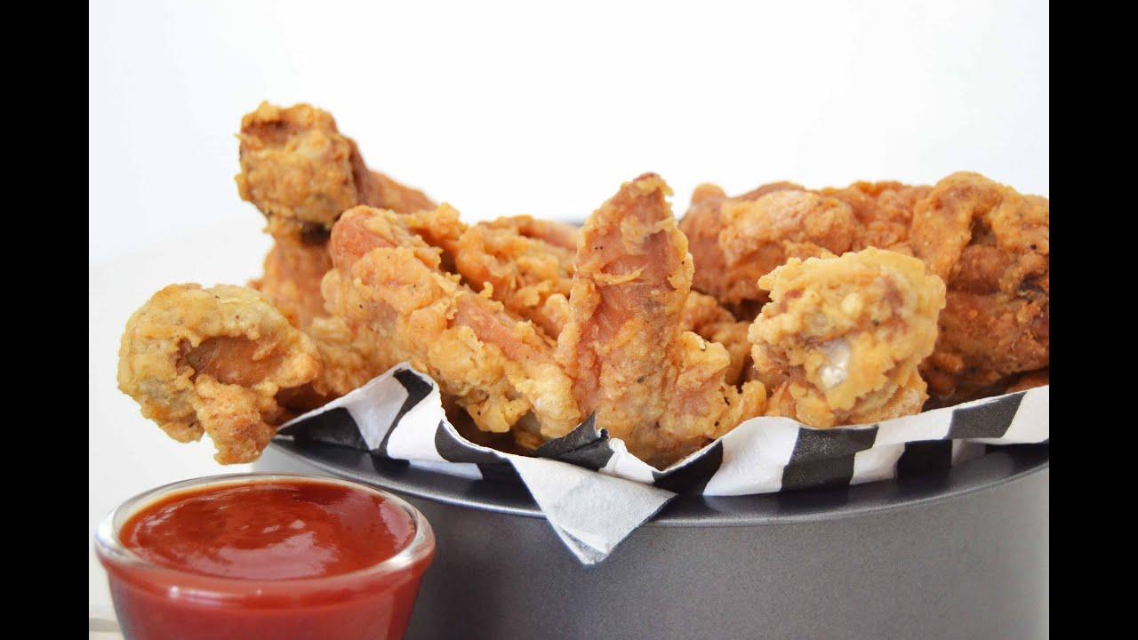 Homemade KFC Chicken - YouTube