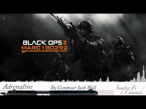 Black Ops 2 Soundtrack: Adrenaline
