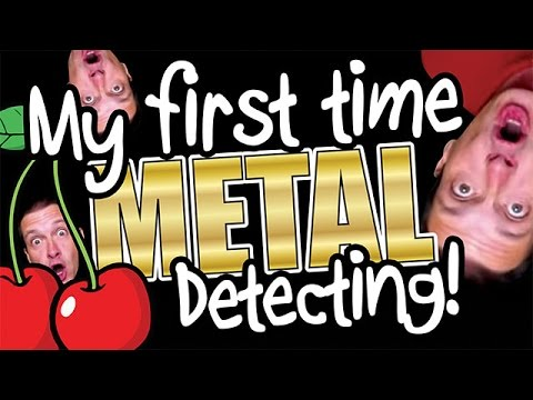 My First Time Metal Detecting (1)