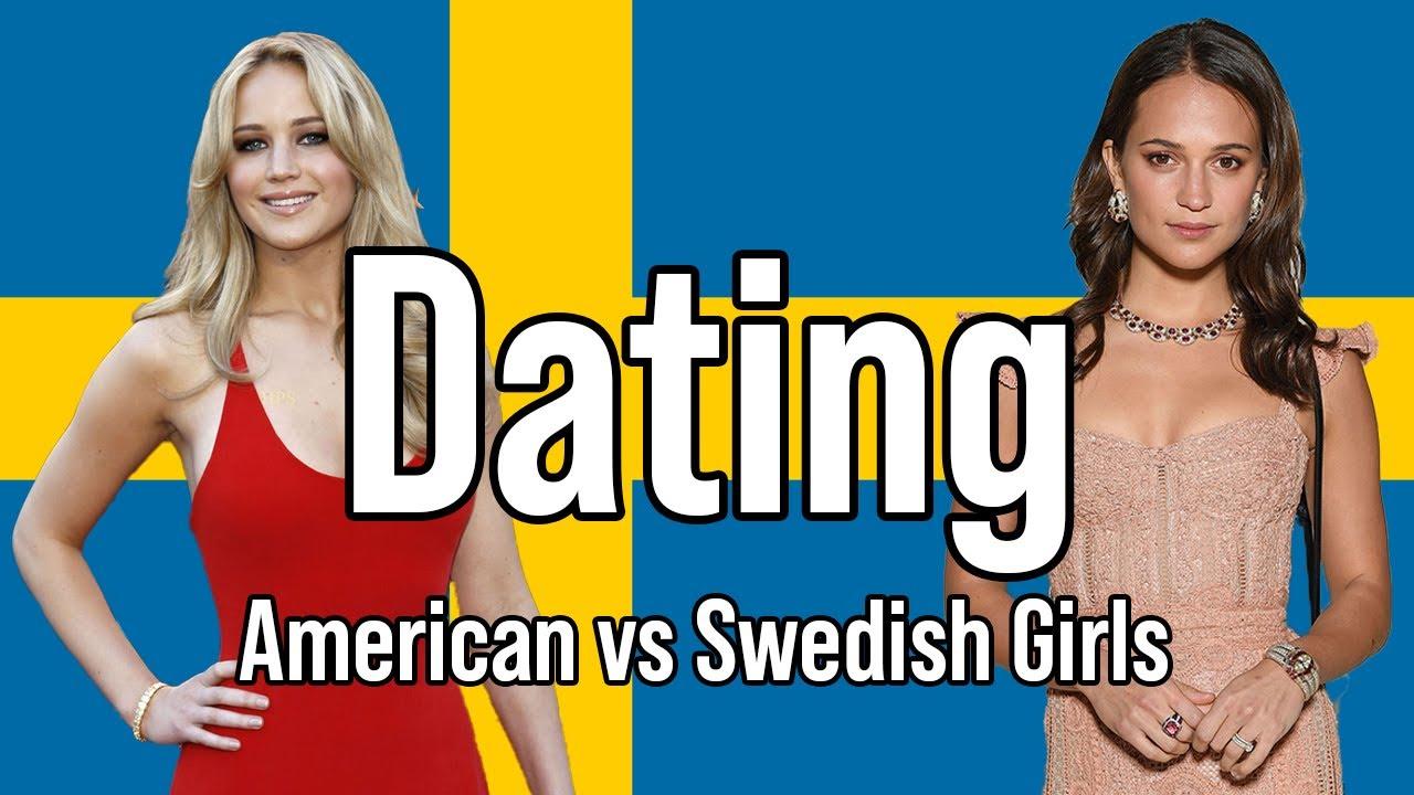 Dating American vs Swedish Girls (Episode 2) - YouTube