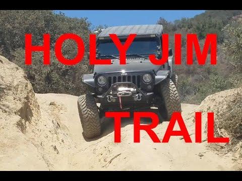 Holy Jim Trail - Trabuco Canyon, CA