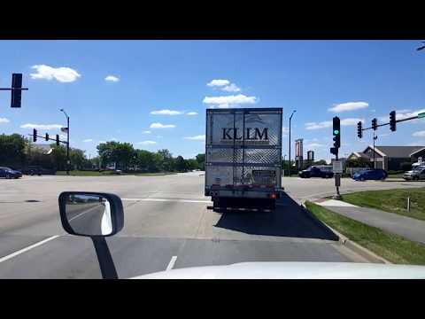 BigRigTravels LIVE! - Aurora, Illinois to Lake Station, Indi