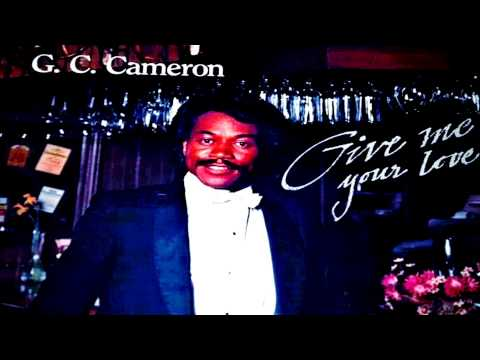 G.C. Cameron - So Hard To Say Goodbye To Yesterday