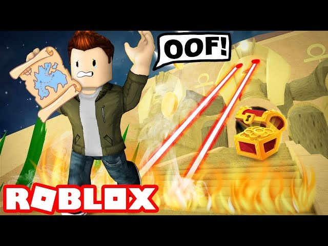 Oof Inator Roblox - The Treasure Is Mine In Roblox Egypt Story Youtube