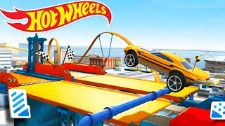 Hot Wheels: Race Off - Daily Race Off & Supercharge Challenges | Android Gameplay | Friction Games