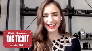 Lily Collins Talks Why 'Emily in Paris' is Not A New 'Sex and the City'