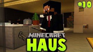 WIR GEHEN AUF EINEN SONDEREINSATZ! ✿ Minecraft HAUS #10